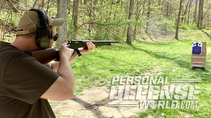 taurus judge revolver henry lever action shotgun test