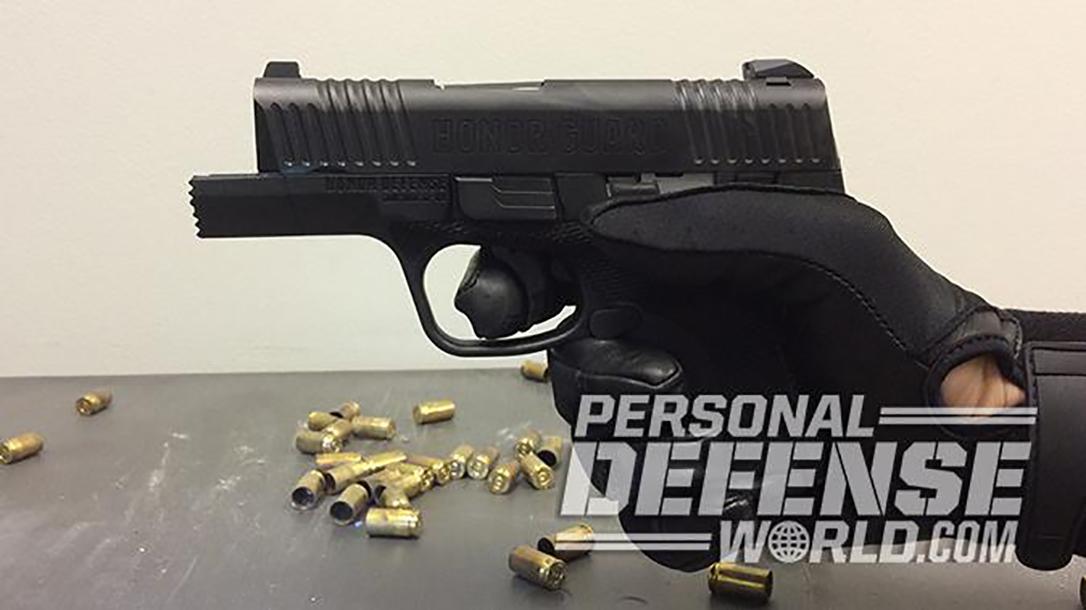 honor defense honor guard pistol upgrade