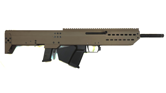 jard j68 featureless bullpup
