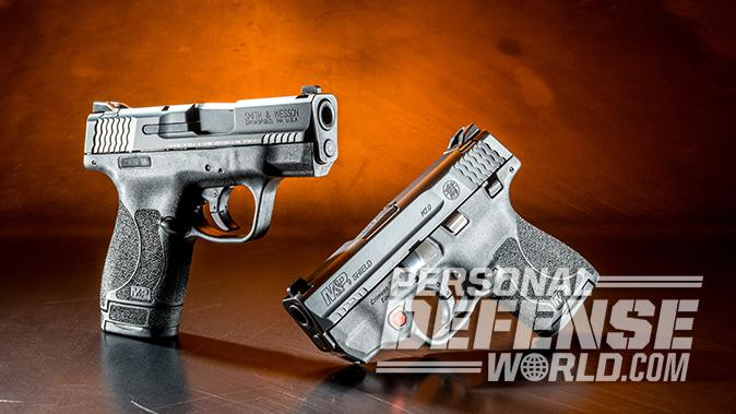 Smith & Wesson M&P9 Shield M2.0 pistols