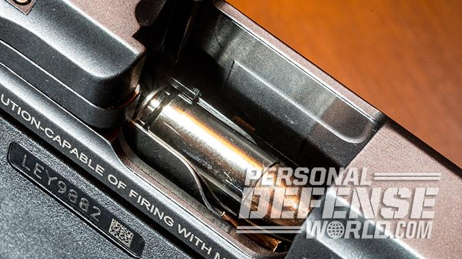 Smith & Wesson M&P9 Shield M2.0 pistol ammo