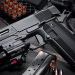Nighthawk agent 2 pistol left angle