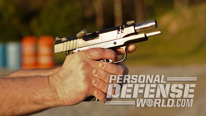nighthawk tri-cut carry pistol recoil