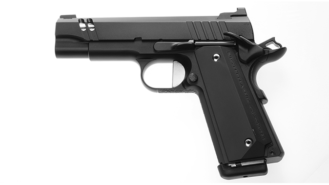 nighthawk tri-cut carry pistol left profile