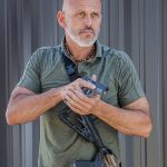 rob pincus protect what you love holding gun
