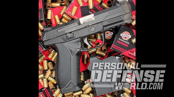 Torture Test: 5,500 Rounds With the Ruger American Pistol