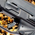 Ruger American Pistol controls