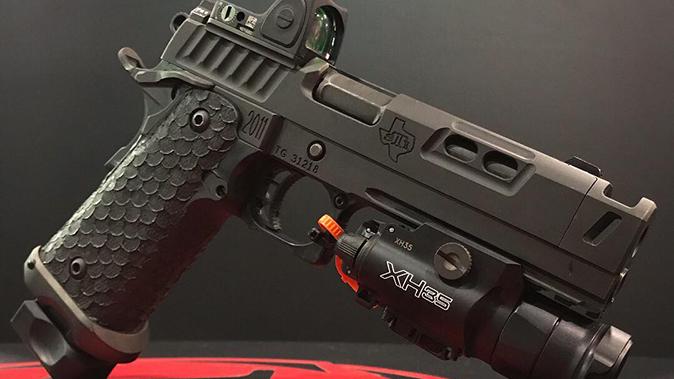STI DVC Omni pistol right profile