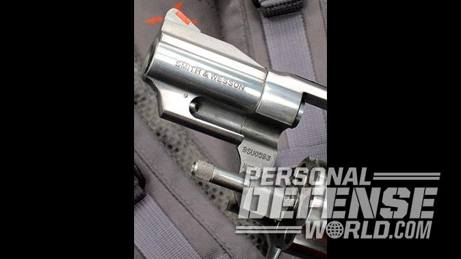 smith wesson Model 66 Combat Magnum revolver front locking plunger old model