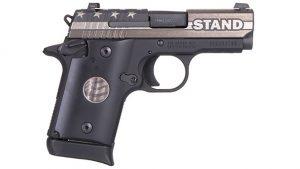 sig sauer p938 stand pistol