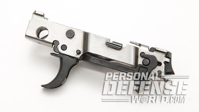 sig sauer p320 subcompact pistol trigger