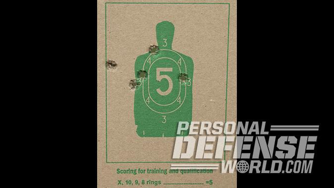 sig sauer p320 subcompact pistol target