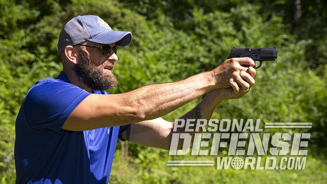 sig sauer p320 subcompact pistol test