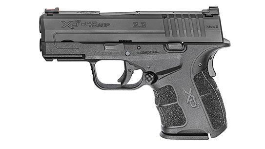 springfield xd-s mod.2 pistol
