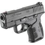 springfield xd-s mod.2 pistol left angle