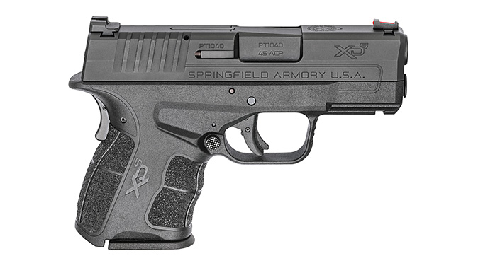 springfield xd-s mod.2 pistol right profile