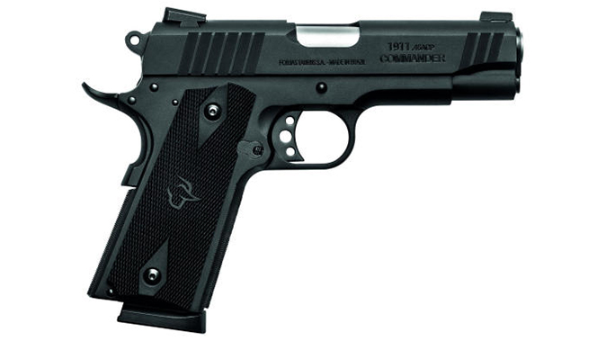 Taurus 1911 Commander PISTOL RIGHT PROFILE