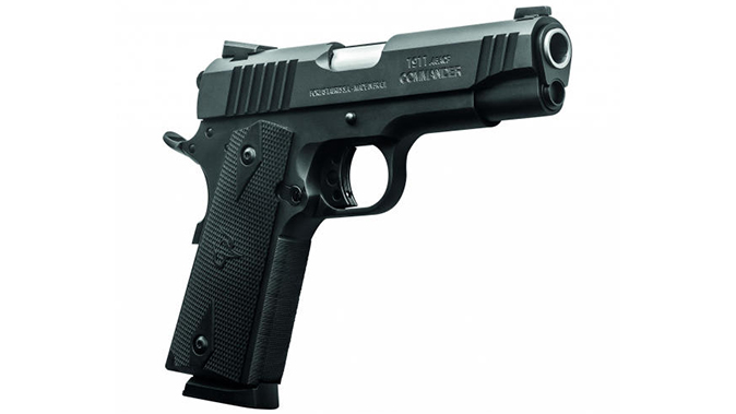 Taurus 1911 Commander PISTOL RIGHT angle