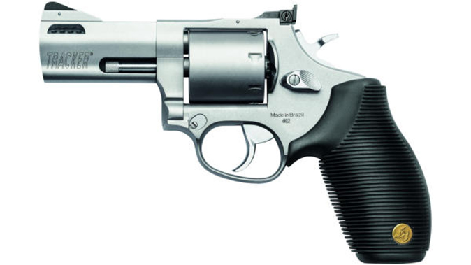 Taurus 692 revolver left profile