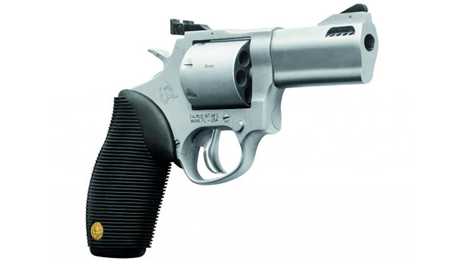 Taurus 692 revolver right angle
