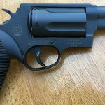 taurus judge revolver right profile