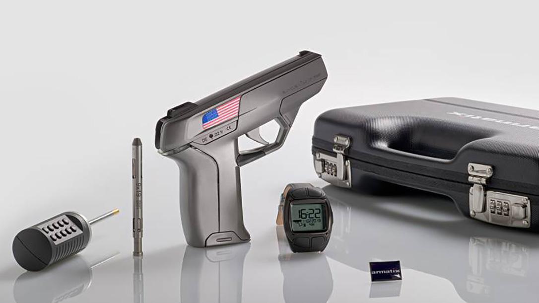 armatix ip1 smart gun