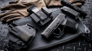 Sig Sauer P365 first look lead
