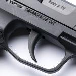 Sig Sauer P365 first look trigger