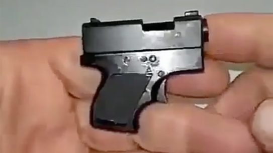 smallest guns instagram video