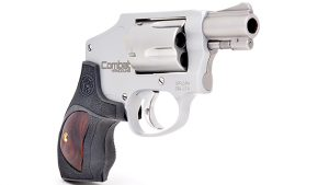 smith & wesson model 642 commemorative combat handguns revolver