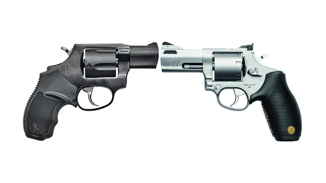 New for 2018: Taurus 692 Multi-Cal & Model 856 Revolvers