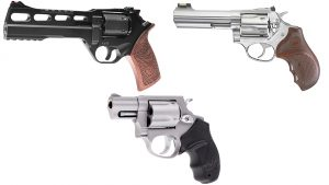 357 magnum revolver models