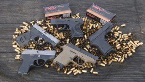 380 pistols ammo comparison