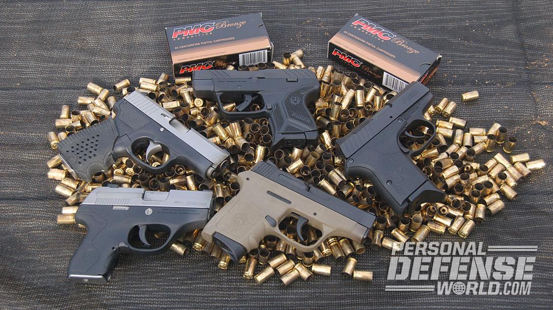 9mm Heavy Metal: Scoring and Ranking 5 All-Metal Handguns