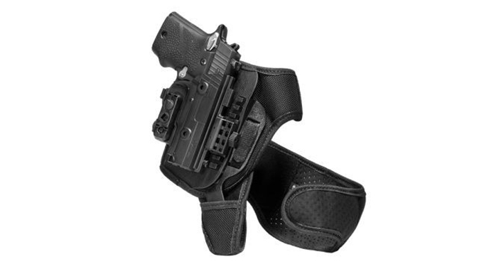 Alien Gear Shapeshift Ankle Holster gun