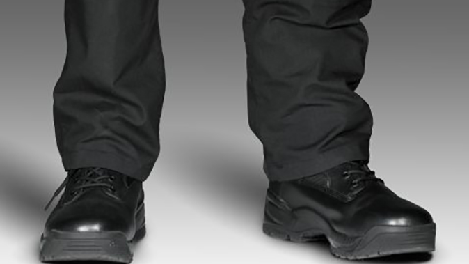 Alien Gear Shapeshift Ankle Holster concealment