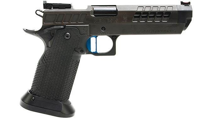 Atlas Gunworks Nemesis pistol right profile