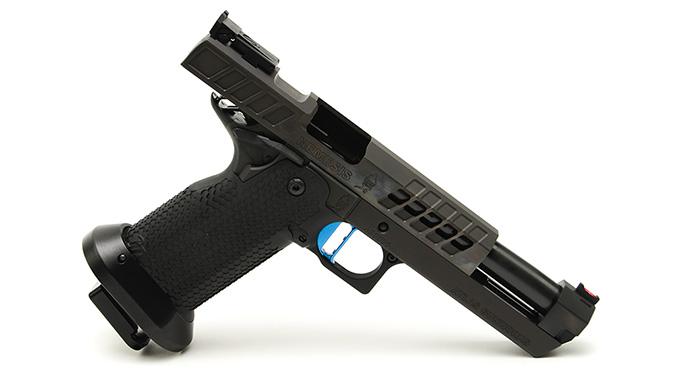 Atlas Gunworks Nemesis pistol slide