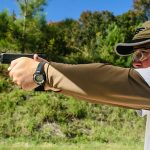 short-barreled guns shooting test