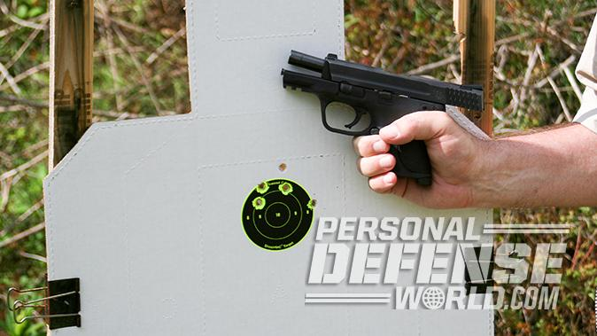 short-barreled guns smith wesson target