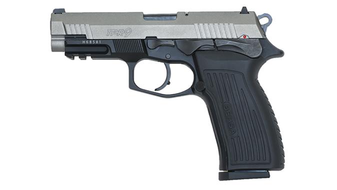 Bersa TPR9 pistol left profile