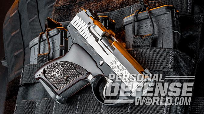 bond arms bullpup9 review pistol left angle