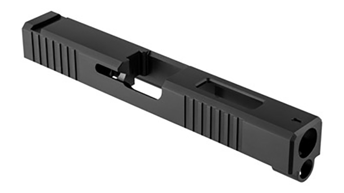 Brownells Long Slide glock frame right angle