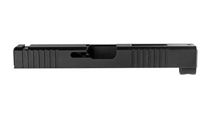 Brownells Long Slide glock frame right profile