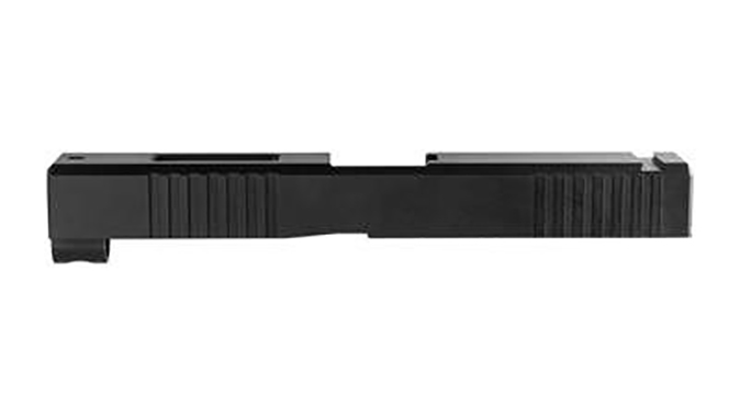 Brownells Long Slide glock frame left profile