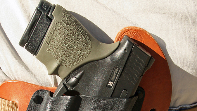 CCW Grips holster