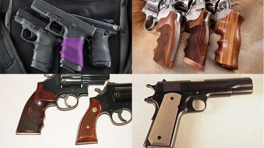 ccw grips handguns revolvers