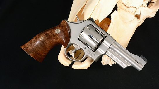 cylinder slide smith wesson model 629 mountain gun