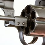 cylinder slide smith wesson model 629 mountain gun cylinder closeup