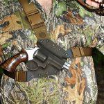 cylinder slide smith wesson model 629 mountain gun holster